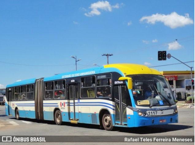 Goiânia: Rodoviários do MetroBus seguem com poucos ônibus circulando nesta manhã