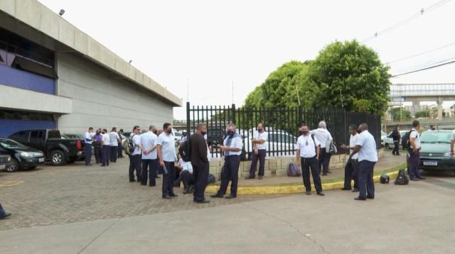 SP: Paralisação de ônibus segue em Ribeirão Preto que inicia novo lockdown contra Covid-19 - revistadoonibus