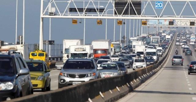 Ponte Rio x Niterói registra movimento intenso nesta manhã - revistadoonibus