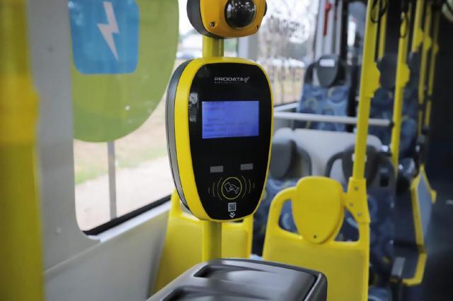 SP: Ribeirão Preto inicia teste com ônibus 100% elétrico - revistadoonibus