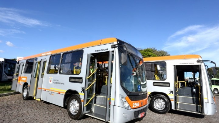 SP: São José dos Campos anuncia renovação de parte da frota de ônibus