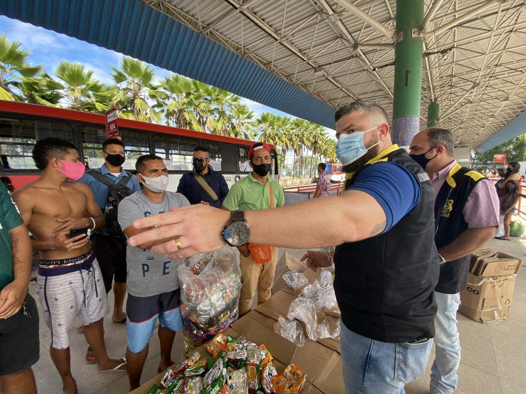 Maceió: Ambulantes do Terminal do Benedito Bentes passarão por reordenamento
