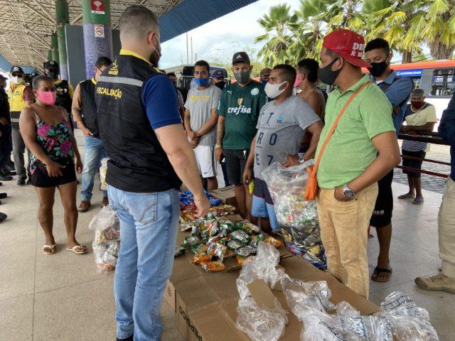 Maceió: Ambulantes do Terminal do Benedito Bentes passarão por reordenamento - revistadoonibus