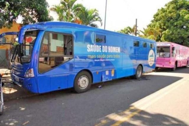 SP: Ônibus Rosa e Azul atendem na Policlínica no mês de junho em Sorocaba - revistadoonibus