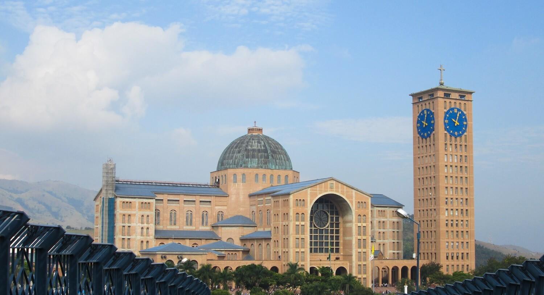 SP: Santuário Nacional de Aparecida segue com restrição de público neste feriado de Corpus Christi