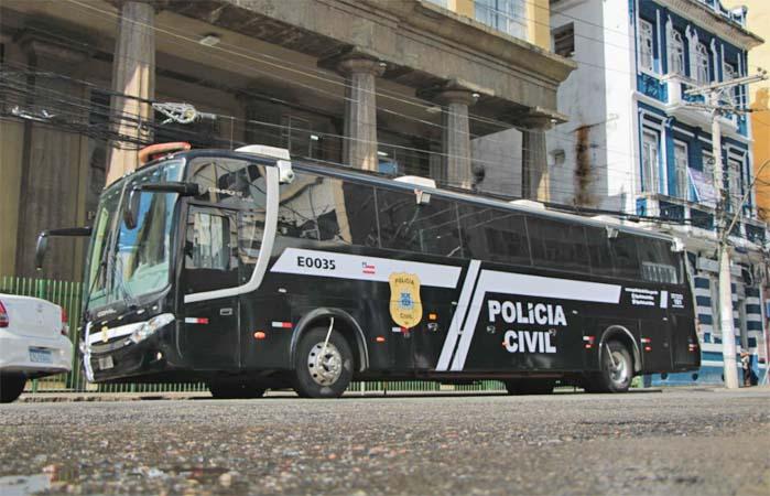 BA: Ônibus da Delegacia Móvel é reformada e fará atendimentos itinerantes