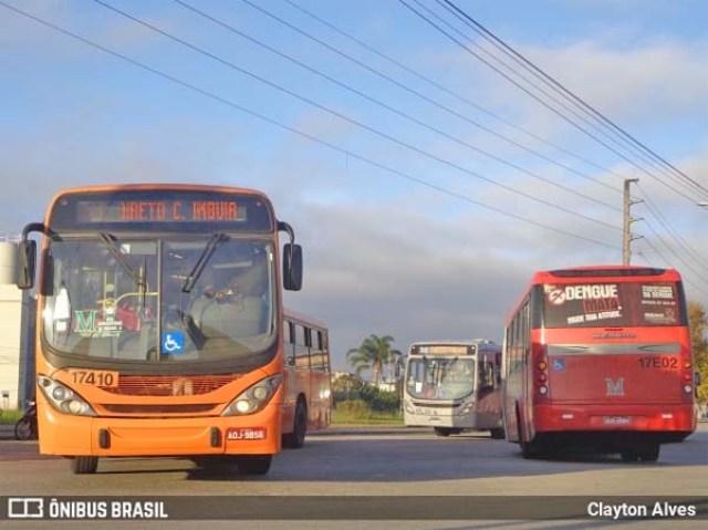 PR: Linhas de ônibus em Fazenda Rio Grande e Pinhais recebem reforço, diz Comec - revistadoonibus