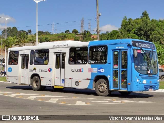 ES: Bandidos fazem arrastão em ponto de ônibus de Cariacica na Região Metropolitana de Vitória - revistadoonibus