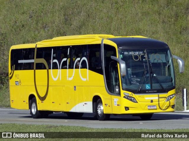 RJ: Brisa Ônibus chama a atenção ao escalar ônibus Busscar na linha Valença x Juiz de Fora