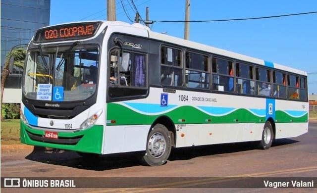 Cascavel: Nova linha Estação Central x Terminal Leste ganha reforço a partir desta quinta (1) - revistadoonibus