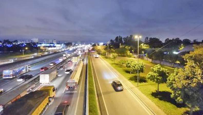 SP: Via Dutra será interditada na madrugada de sábado para domingo na altura de Guarulhos