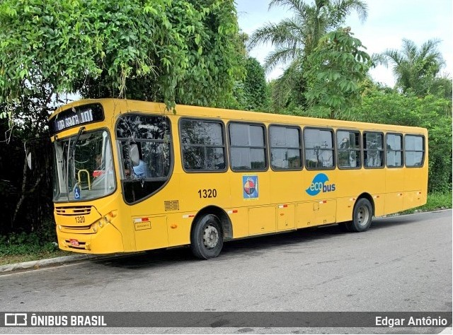 SP: Colisão entre moto e ônibus da Ecobus deixa um morto na Rio x Santos em São Sebastião