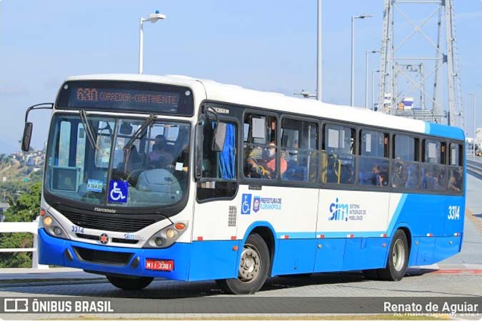 Florianópolis inclui 220 horários de ônibus em linhas do transporte coletivo
