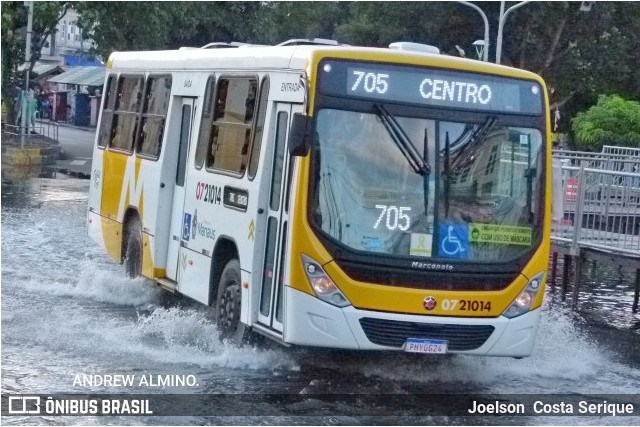 Manaus: Sinetram espera que ônibus voltem circular na cidade nesta segunda-feira 7 - revistadoonibus