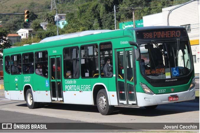 Porto Alegre: Conselho Municipal de Transporte aprova cálculo da tarifa técnica