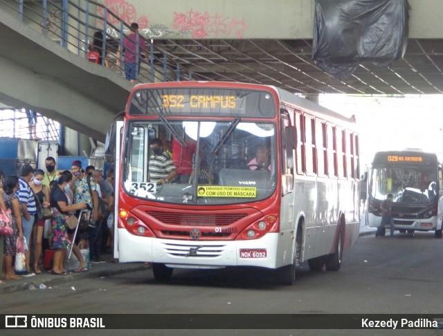 Manaus: Ônibus que atendem as zonas Norte e Leste terão itinerários alterados