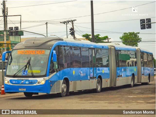 Vídeo: Biarticulado apresenta problemas em Manaus e passageiros se revoltam
