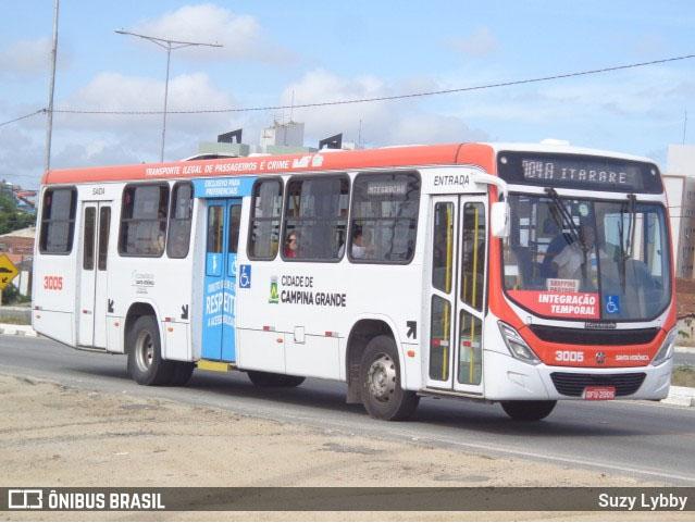 PB: Prefeitura de Campina Grande é acionada na justiça para reajustar tarifa dos ônibus