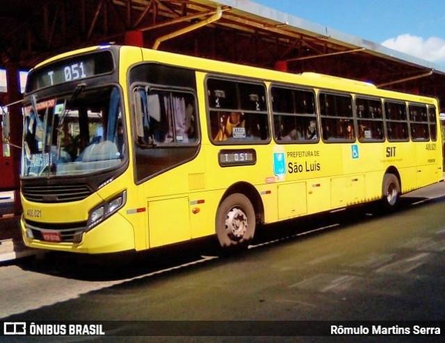 São Luís: Telhado do Terminal de Integração da Praia Grande desaba e local fica isolado - revistadoonibus