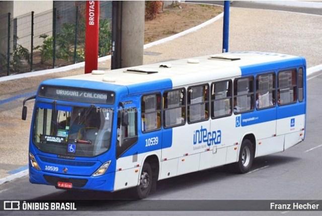 Salvador: Liminar devolve os ônibus da CSN que foram retidos pela justiça - revistadoonibus
