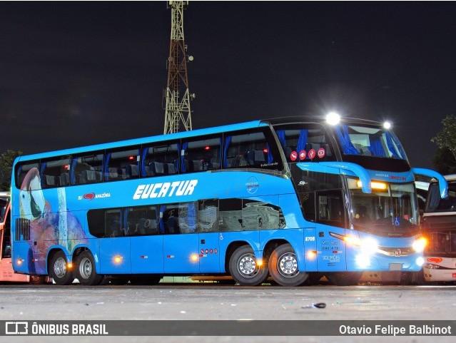 SC: Novos ônibus da Eucatur iniciam operação com destino a Florianópolis