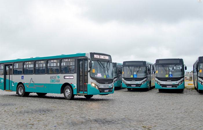 RJ: Macaé anuncia aumento no reforço na frota de ônibus municipais