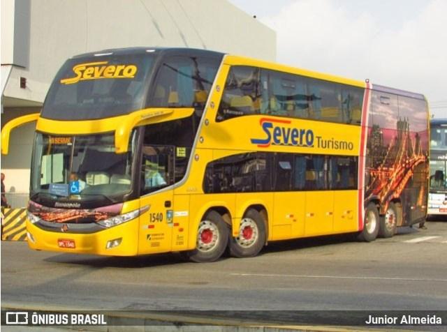 Belo Horizonte: Parte da garagem da Severo Turismo é interditada pela Defesa Civil - revistadoonibus