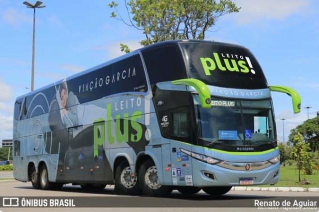 Viação Garcia poderá operar o trecho São Paulo x Cataguases via Resende e Volta Redonda - revistadoonibus