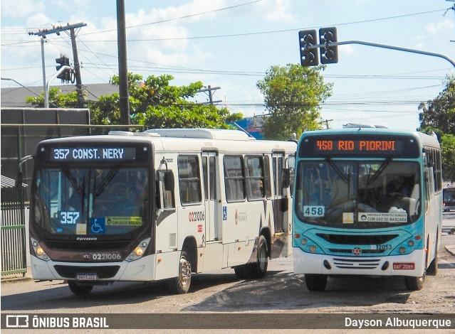 Manaus: Ônibus voltam circular com 30% da frota nesta tarde de segunda-feira