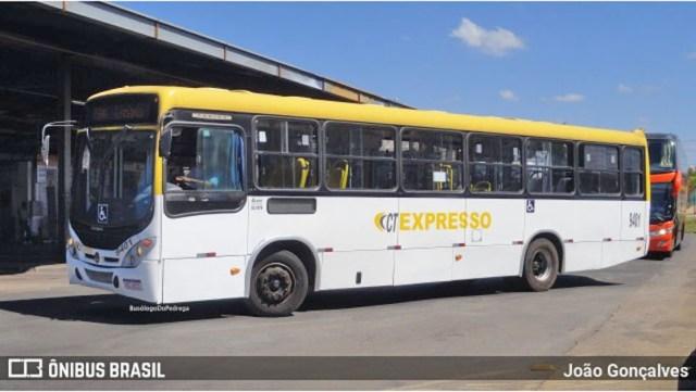 DF: Governo assume em julho a gestão do transporte de passageiros do Entorno - revistadoonibus