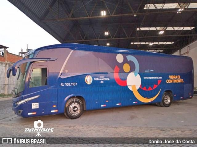 Rio: 1001 fará o transporte de delegações durante a Copa do Brasil