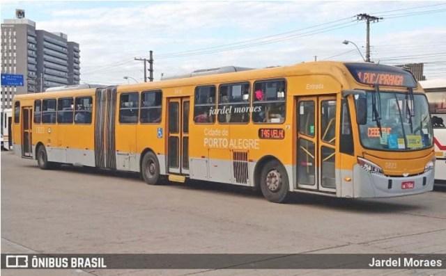 Porto Alegre define tarifa de ônibus municipal em R$ 4,80 - revistadoonibus