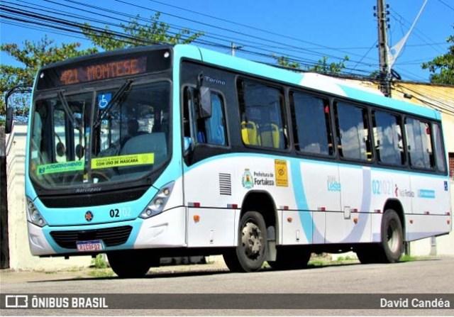 Fortaleza realiza cadastro de vacinação contra Covid-19 nos terminais de ônibus - revistadoonibus