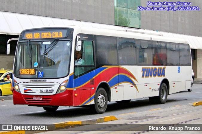 RJ: Transportadora Tinguá entra em recuperação judicial