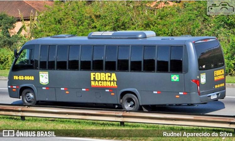 Governo Federal confirma o envio da Força Nacional para o Amazonas após onda de violência - revistadoonibus