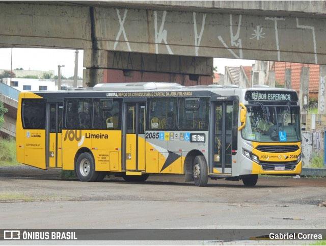 SP: Rodoviários da Sancetur de Limeira fazem paralisação nesta quinta-feira - revistadoonibus