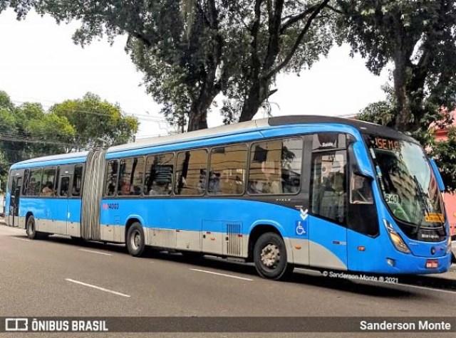 Manaus realiza levantamento sobre fluidez de veículos na Avenida Max Teixeira - revistadoonibus