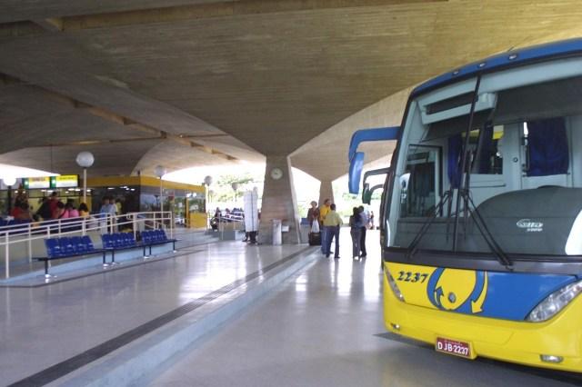 SP: Terminal Rodoviário do Guarujá recebe certificação de acessibilidade da prefeitura - revistadoonibus