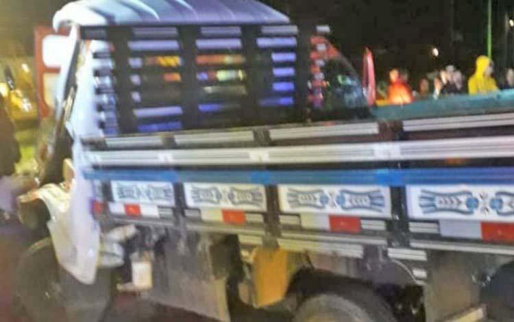 SC: Acidente entre caminhão e ônibus deixa dois mortos na BR-282 em Campos Novos