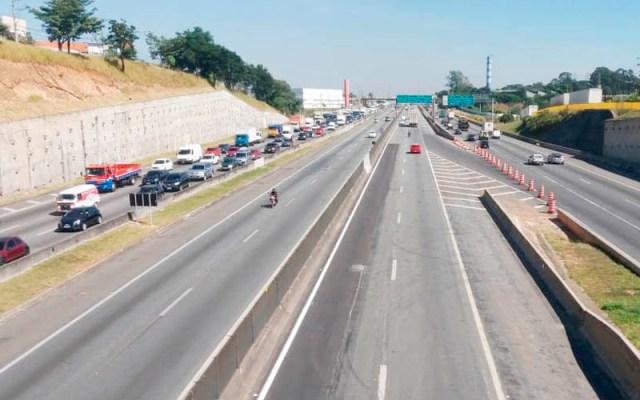 SP: Via Dutra será interditada na madrugada de sábado para domingo na altura de Guarulhos - revistadoonibus