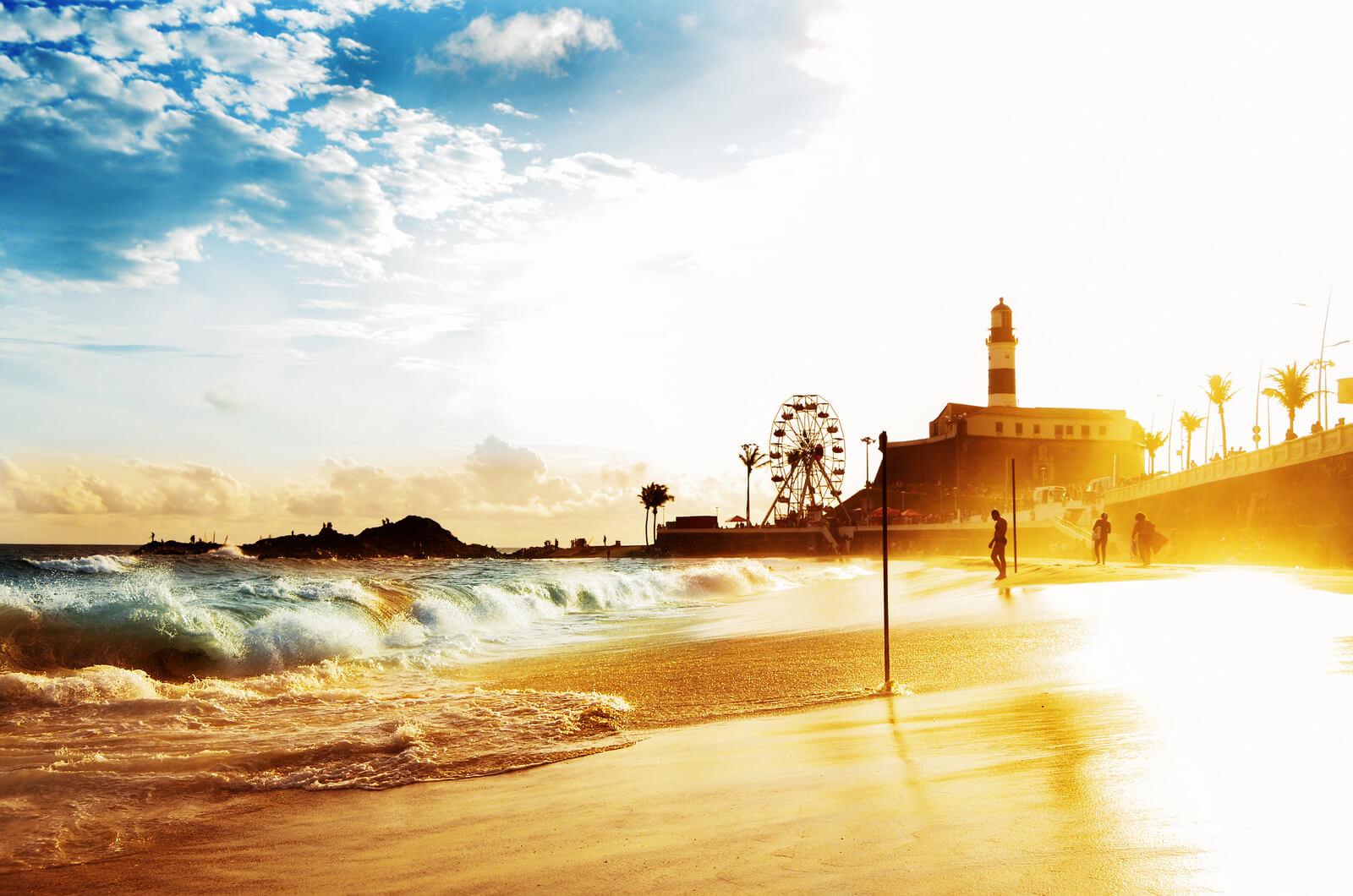 Salvador: Praias de Salvador ficarão fechadas até segunda-feira 7