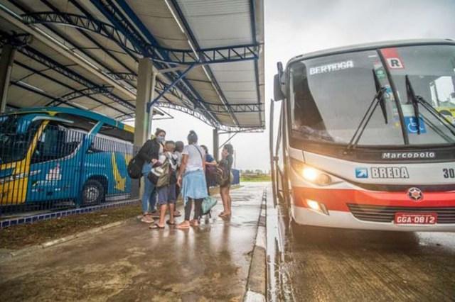SP: Bertioga muda local de embarque e desembarque para Rodoviária do Vista Linda - revistadoonibus