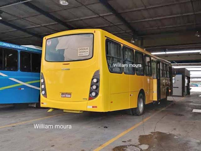 RJ: Ponte Coberta pode estar repassando ônibus usados para a Viação Itapemirim – RUMOR