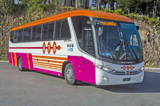 Costa do Marfim recebe 17 novos ônibus Viaggio G7 1050 Volvo