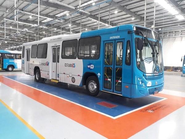 ES: Empresas do Sistema Transcol renovam frota com 208 novos ônibus