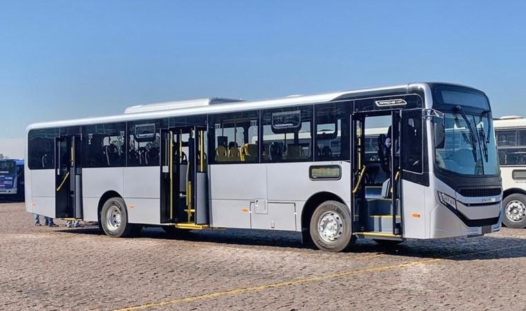 SP: Viação Pirajuçara recebe o novo ônibus Caio Apache Vip V Mercedes-Benz OF-1724L