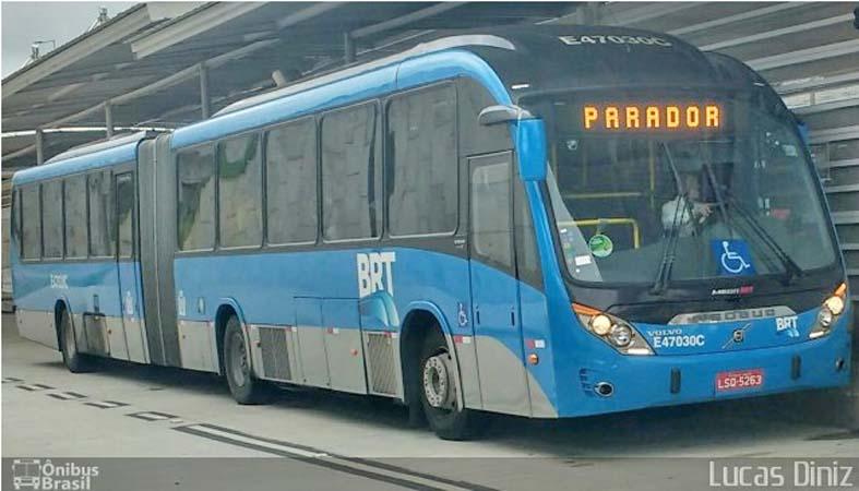 Rio: Passageira do BRT acaba pisoteada ao embarcar em ônibus no Terminal Alvorada – Vídeo