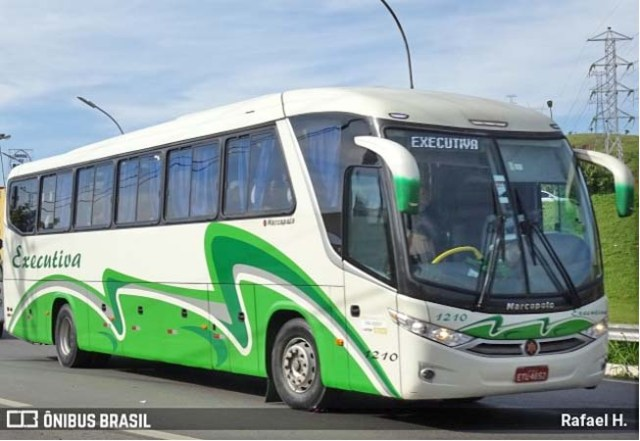 Vídeo: Acidente entre carro e ônibus da Executiva Transportes deixa dois mortos em Mogi das Cruzes/SP - revistadoonibus