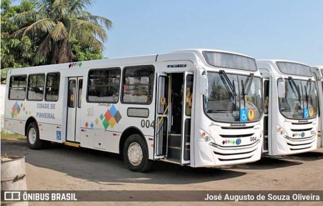 RJ: Pinheiral reajusta o valor da tarifa de ônibus municipal para R$ 4,40 - revistadoonibus