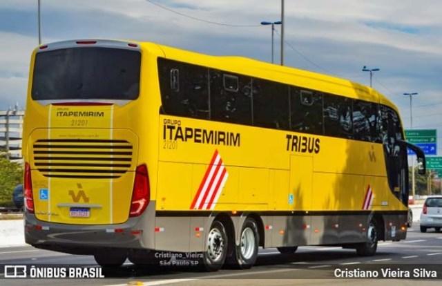 Viação Itapemirim aposta no conforto dos ônibus Low Drive e chama a atenção de clientes - revistadoonibus